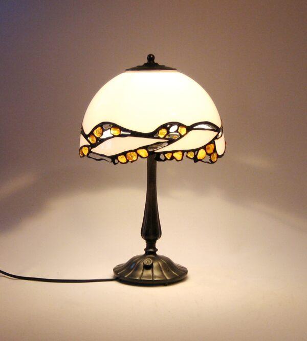 Lampa bursztynowa matera