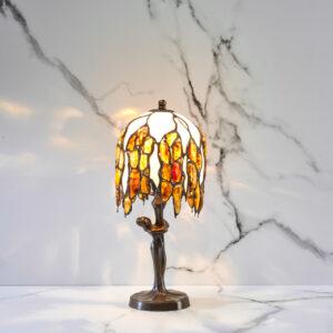 lampa bursztynowa bergamo