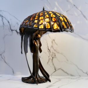 lampa bursztynowa Bologna N3