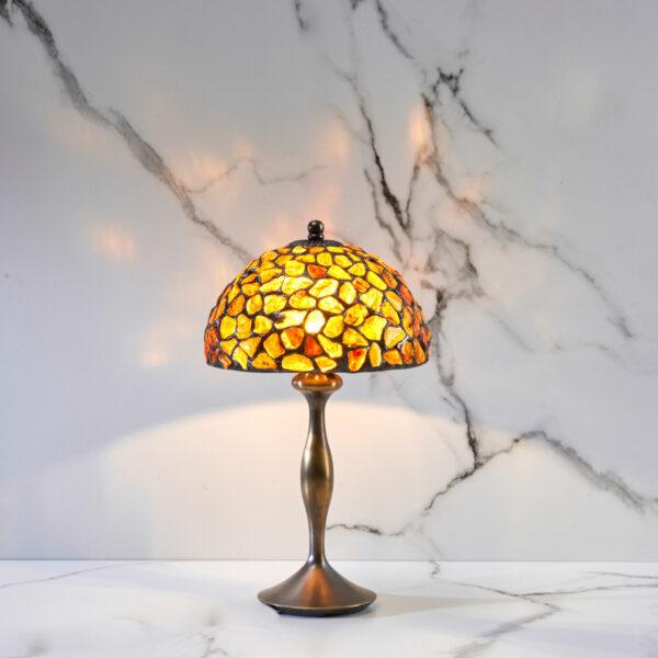 lampa bursztynowa K-18 sr18