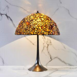 lampa bursztynowa K-40