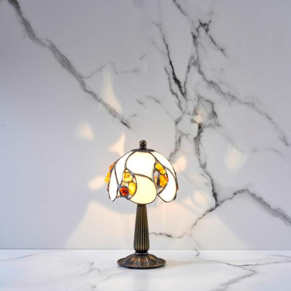 lampa bursztynowa livorno