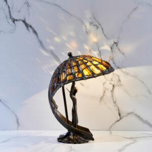 lampa bursztynowa Parma N1