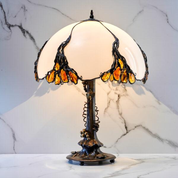 lampa bursztynowa Perugia