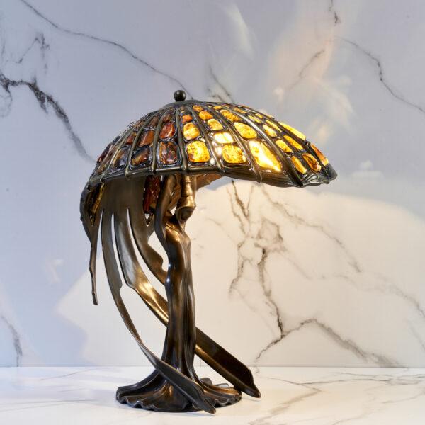 lampa bursztynowa Ravenna N2