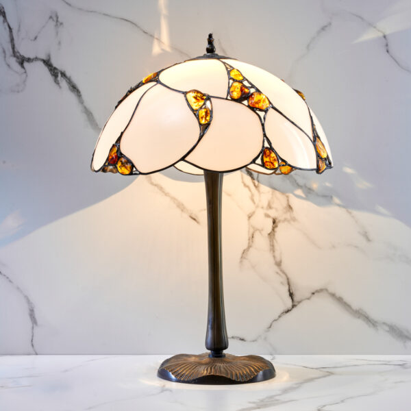 lampa bursztynowa Sienna