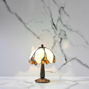 lampa bursztynowa Spoleto
