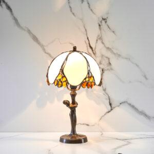 lampa bursztynowa Terni