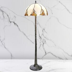 lampa bursztynowa podłogowa Magione B3-50