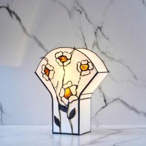 lampa z bursztynem Latina Y-34 (1)