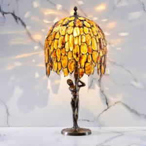 lampa bursztynowa venezia